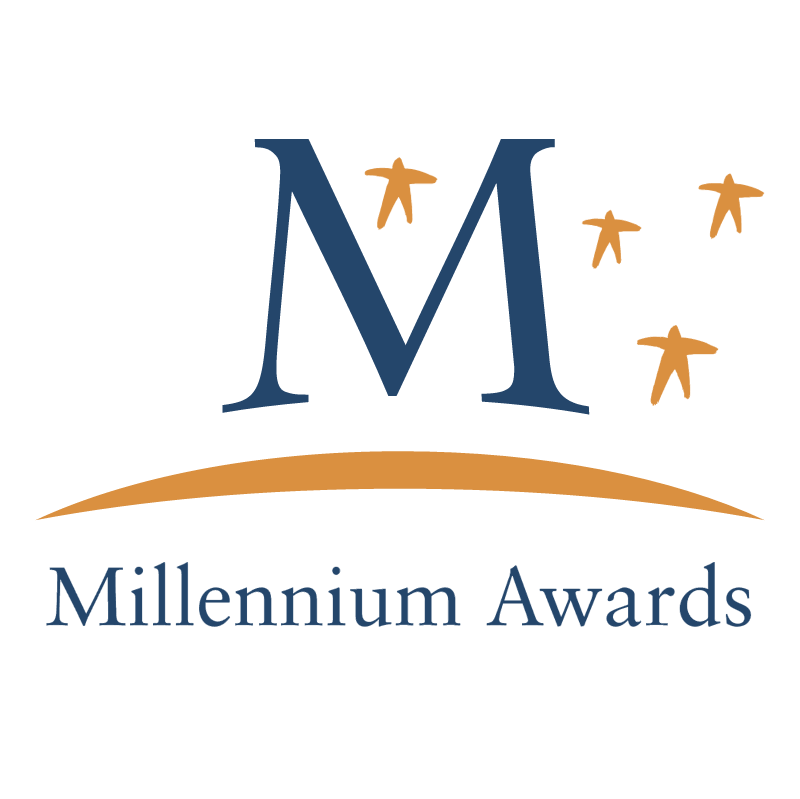 Millennium Awards vector