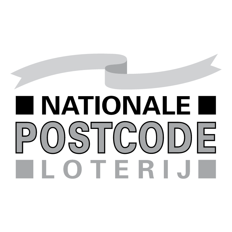 Nationale Postcode Loterij vector