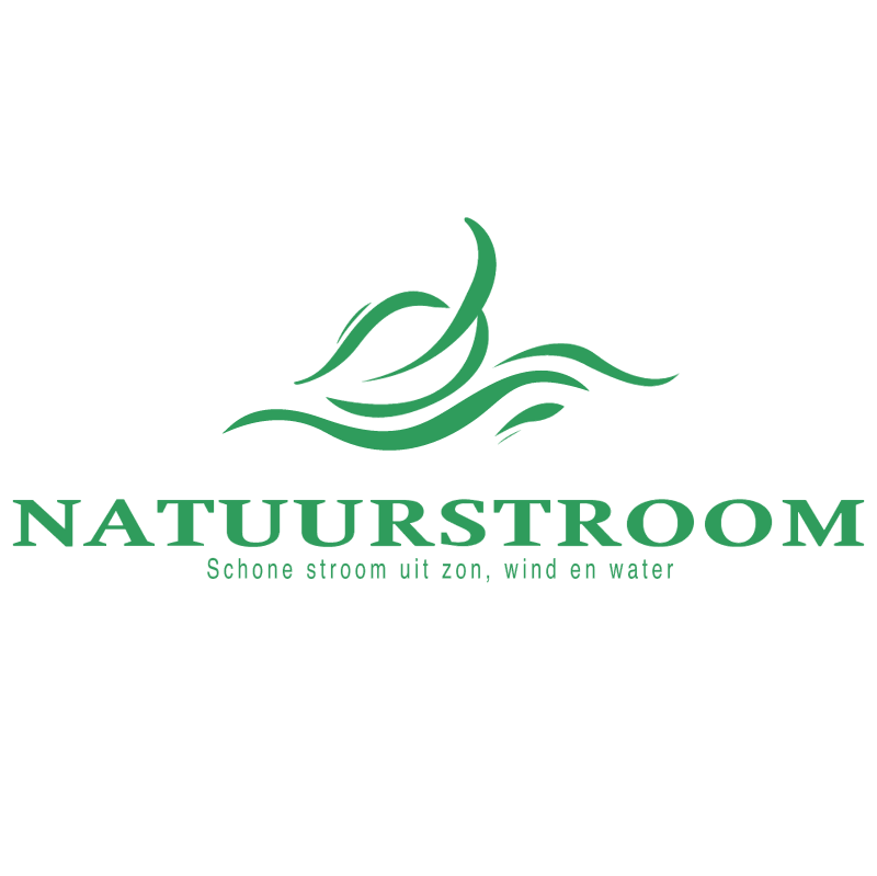 Natuurstroom vector
