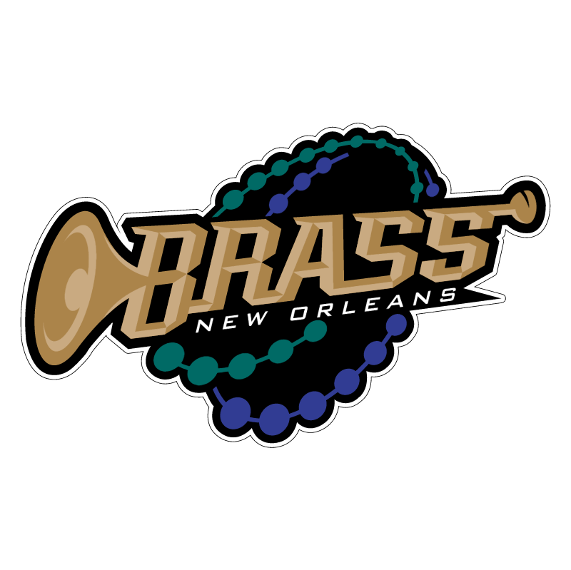New Orleans Brass vector logo