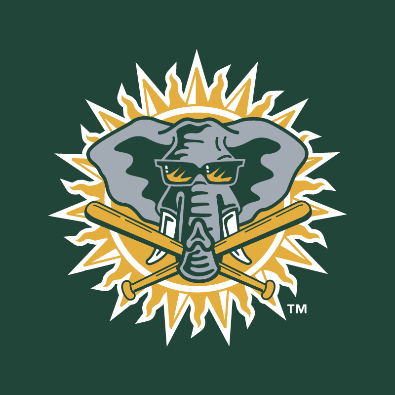 Oakland Athletics vector