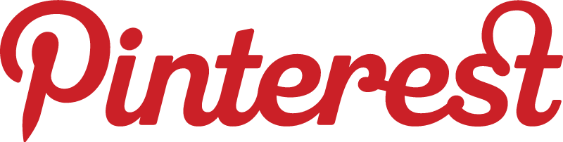 Pinterest vector logo