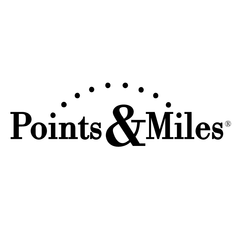 Points & Miles vector