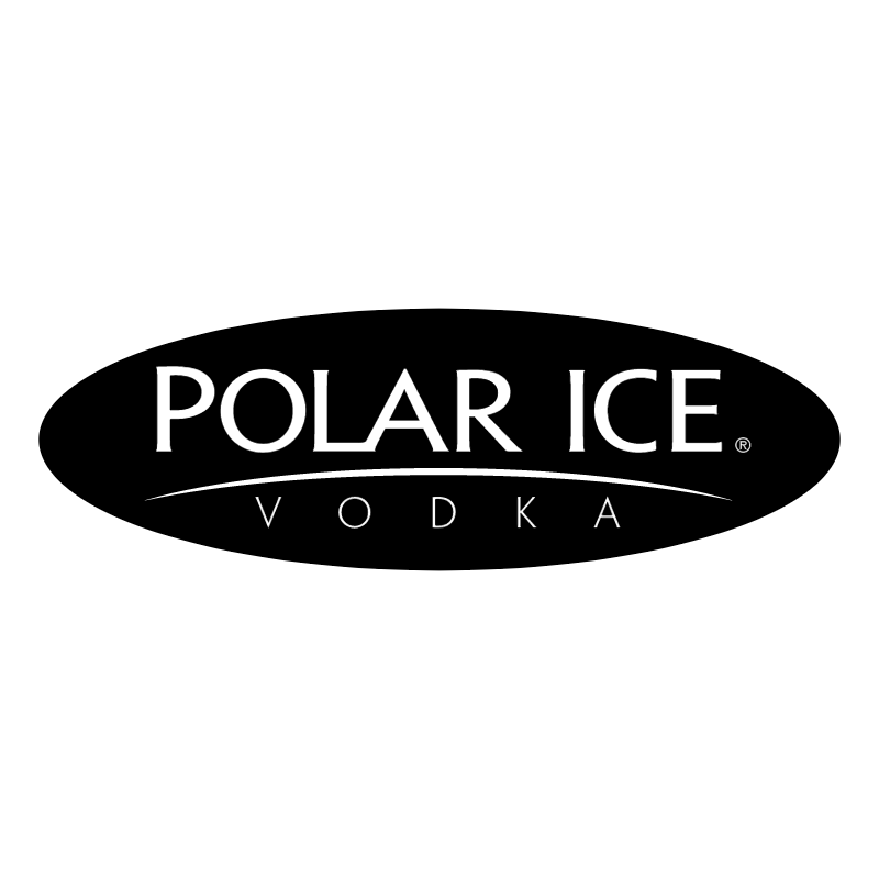 POLAR ICE Vodka vector logo