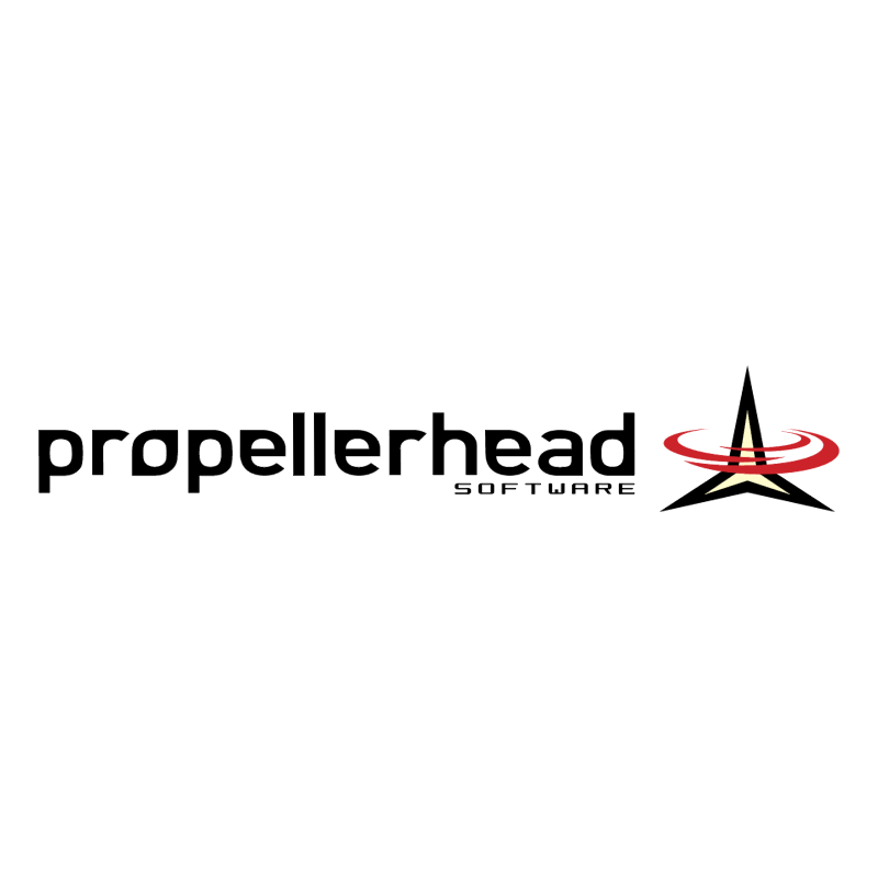 Propellerhead Software vector logo