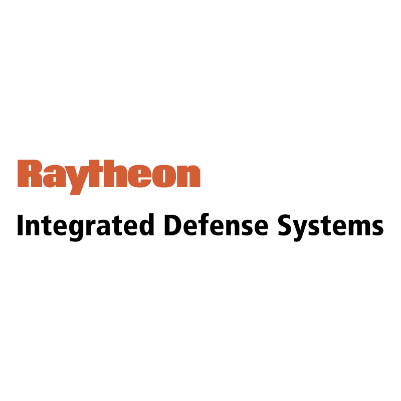 Raytheon Integrated Defense Systems vector logo