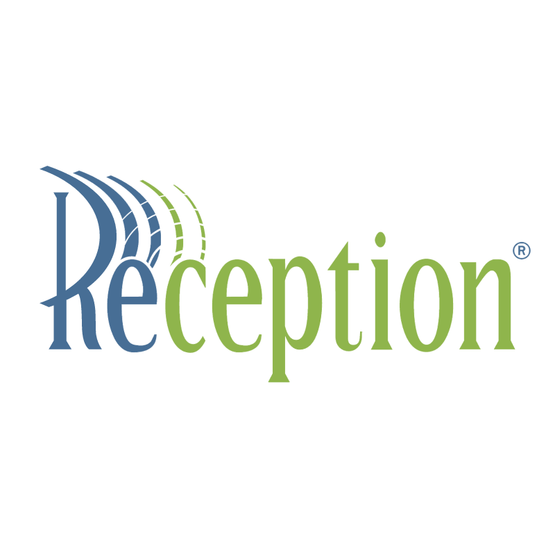 Reception vector logo