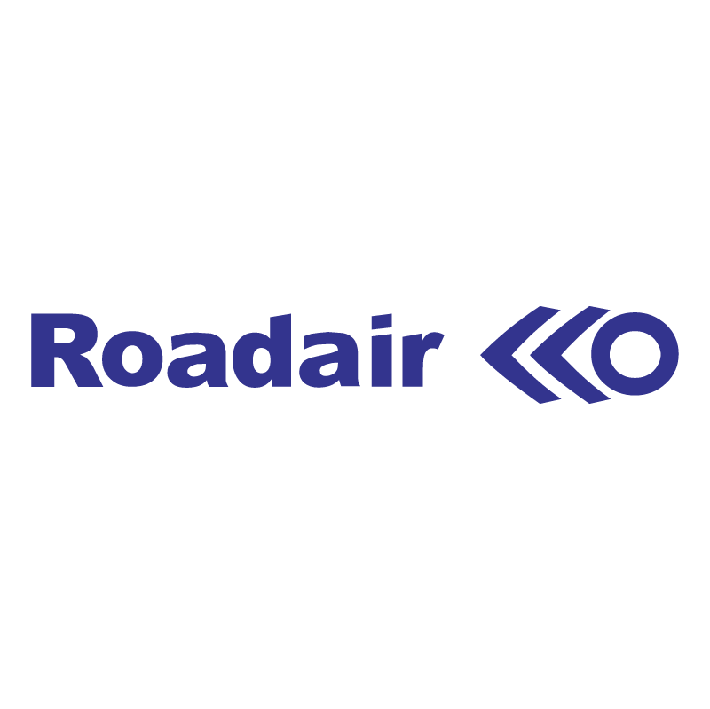 Road Air vector logo