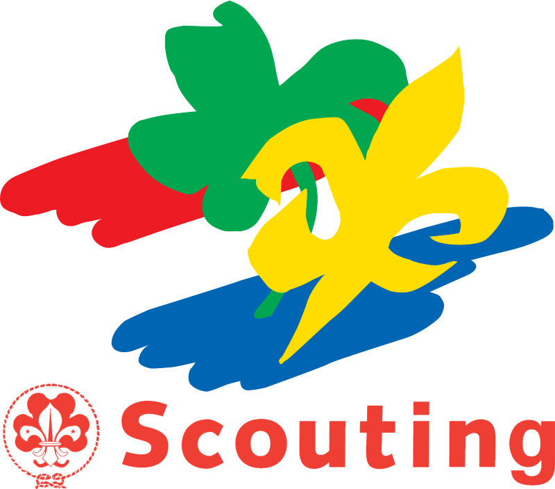 Scouting Nederland vector