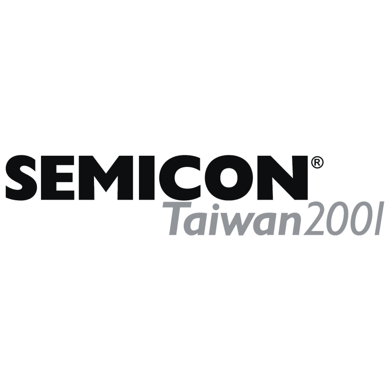 Semicon Taiwan 2001 vector