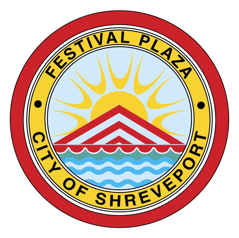 Shreveport Festival Plaza vector