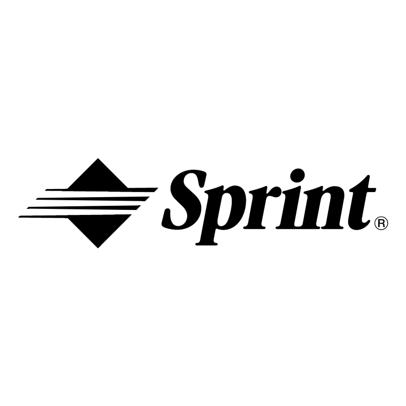 Sprint vector logo