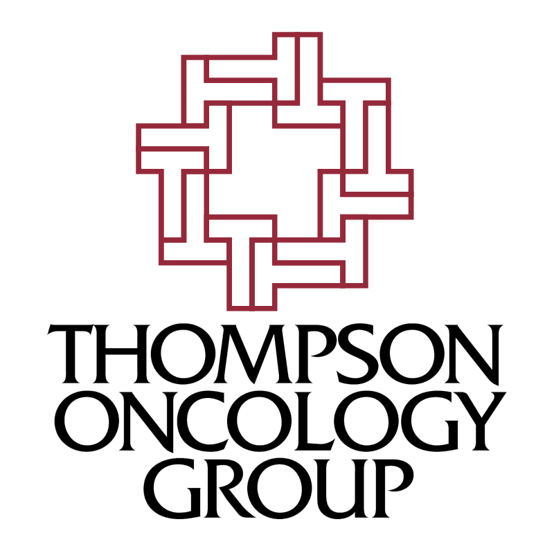 Thompson Oncology Group vector logo