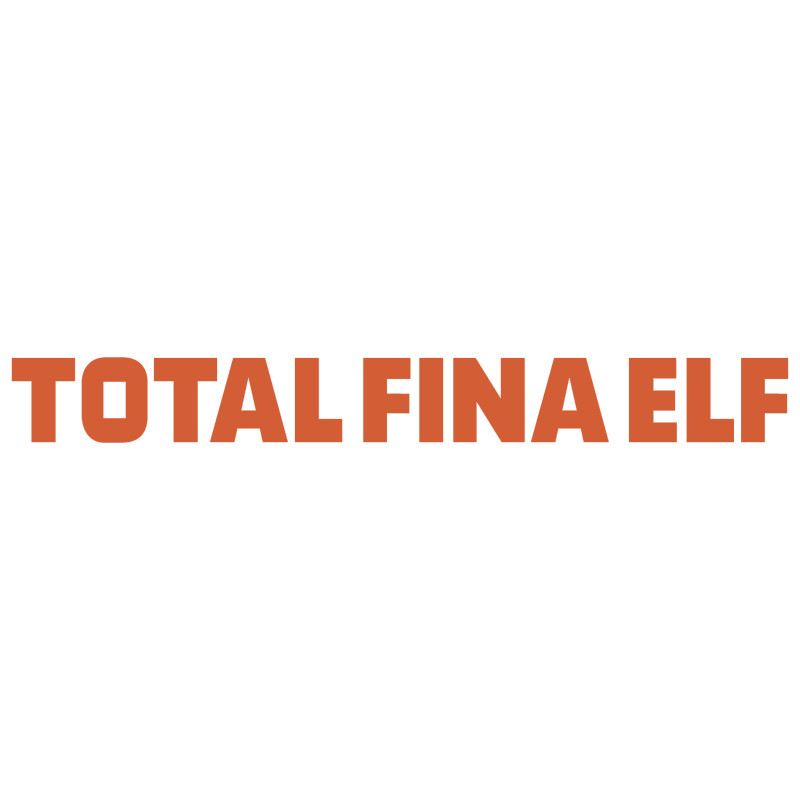 Total Fina Elf vector logo