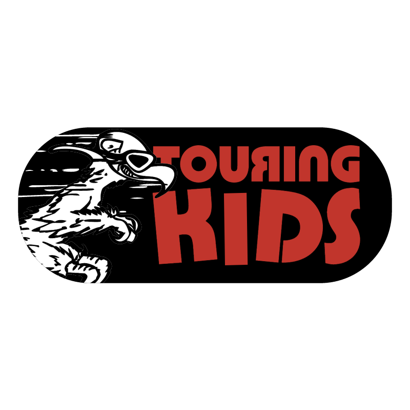 Touring Kids vector logo