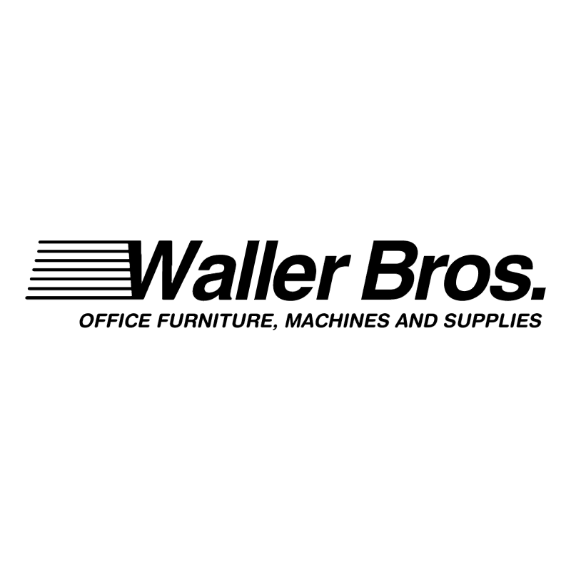 Waller Bros vector
