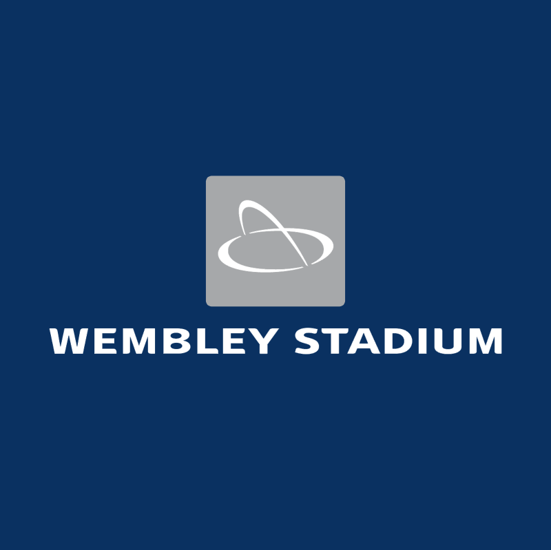 Wembley Stadium vector logo