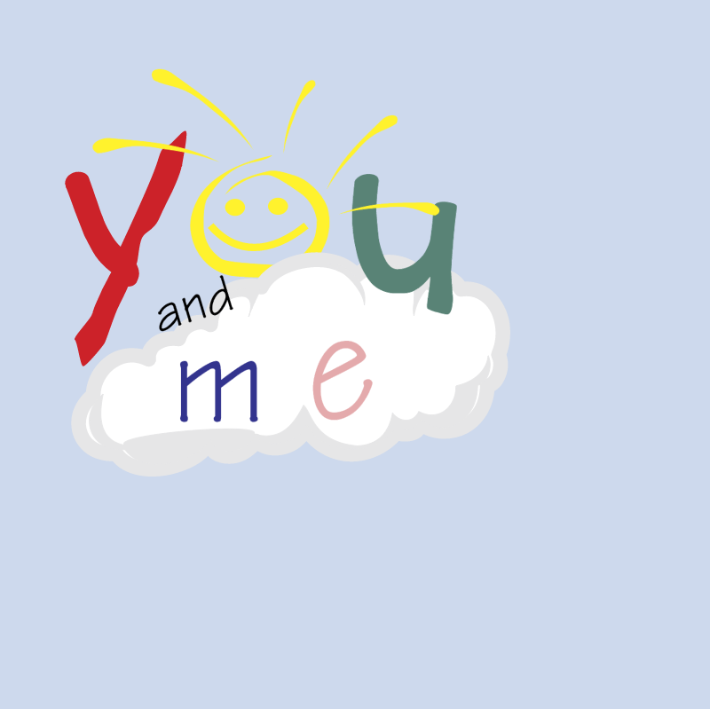 You And Me vector logo
