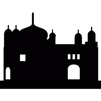 The Harmandir Sahib vector logo