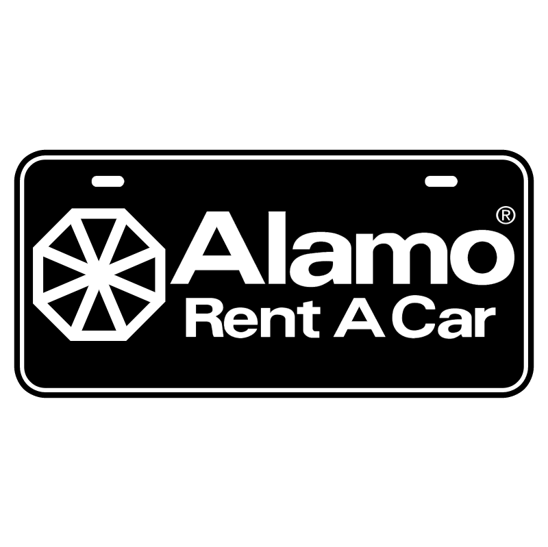 Alamo Rent A Car 4100 vector