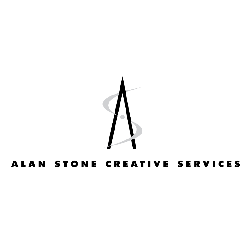 Alan Stone Creative Services 53158 vector logo