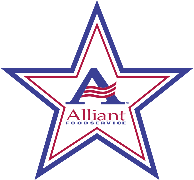 Alliant vector logo
