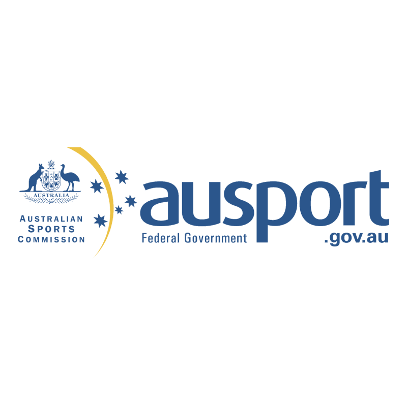 Ausport Federal Government vector