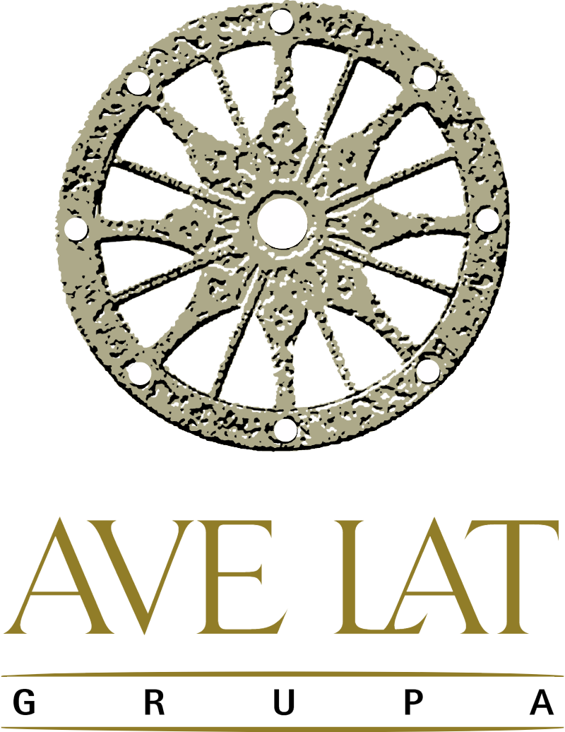 Ave Lat 26853 vector logo