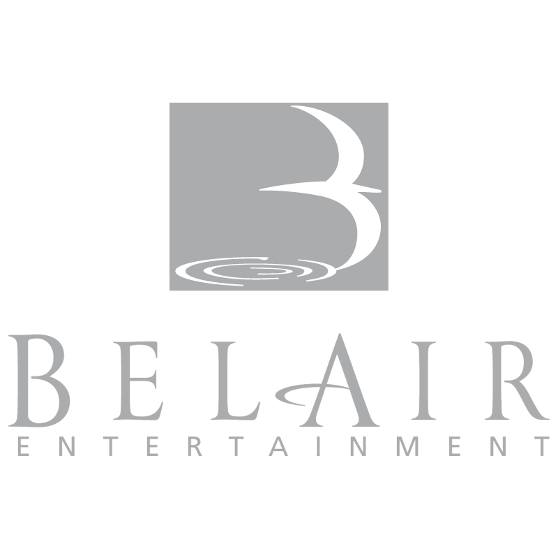 Belair Entertainment 37901 vector logo