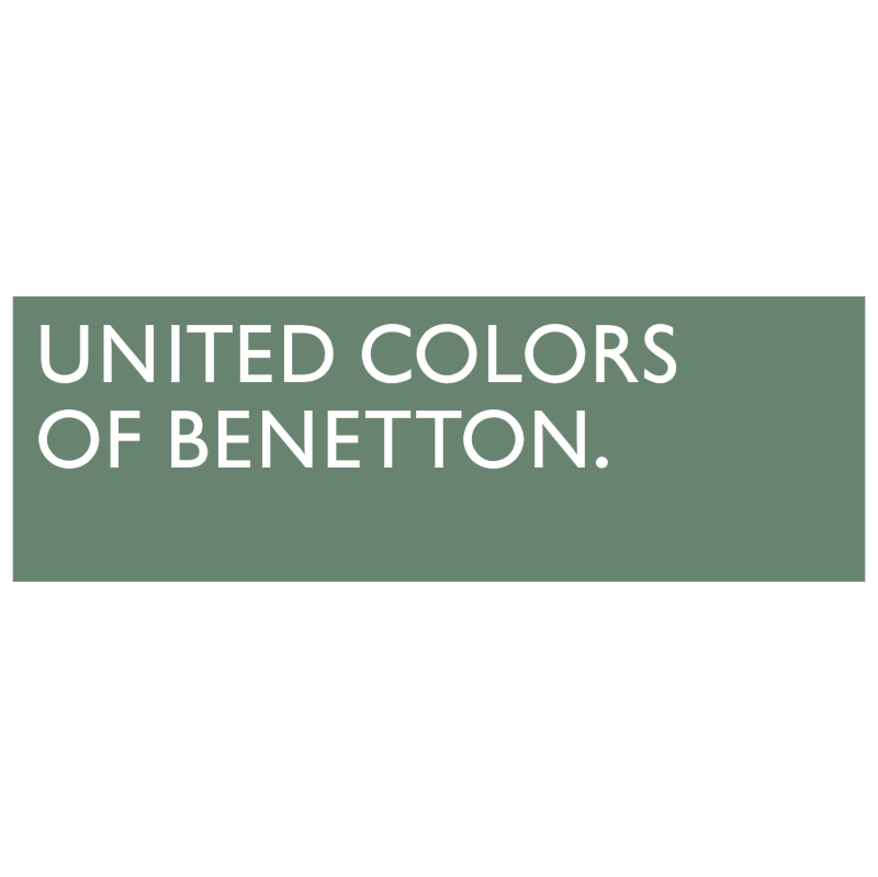 United Colors Of Benetton vector