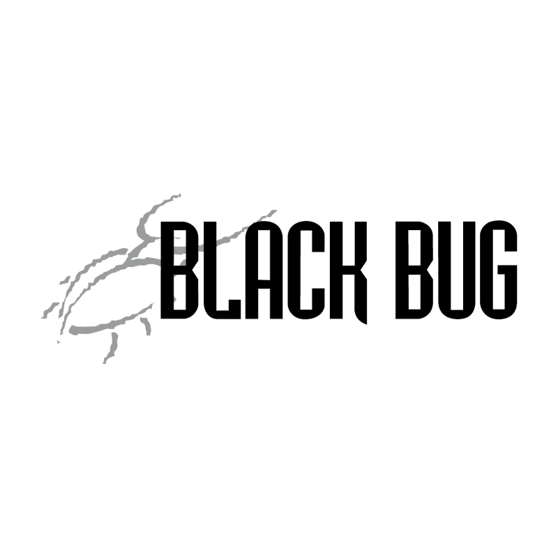 Black Bug vector