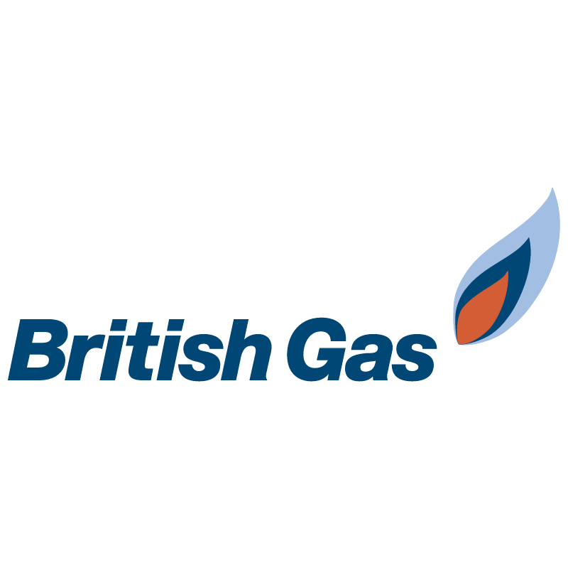 British Gas vector
