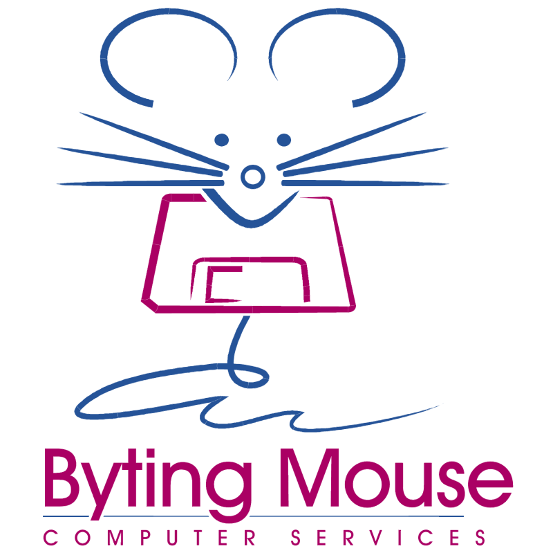 Byting Mouse vector