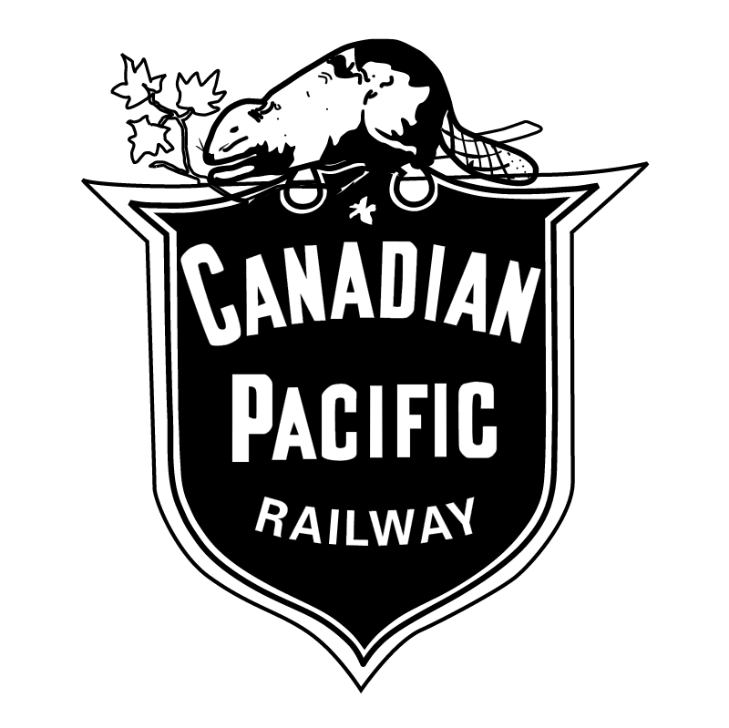 Canadian Pacific Railway vector
