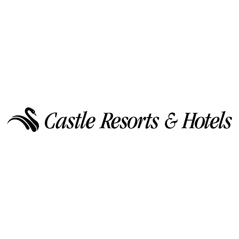 Castle Resorts & Hotels vector logo