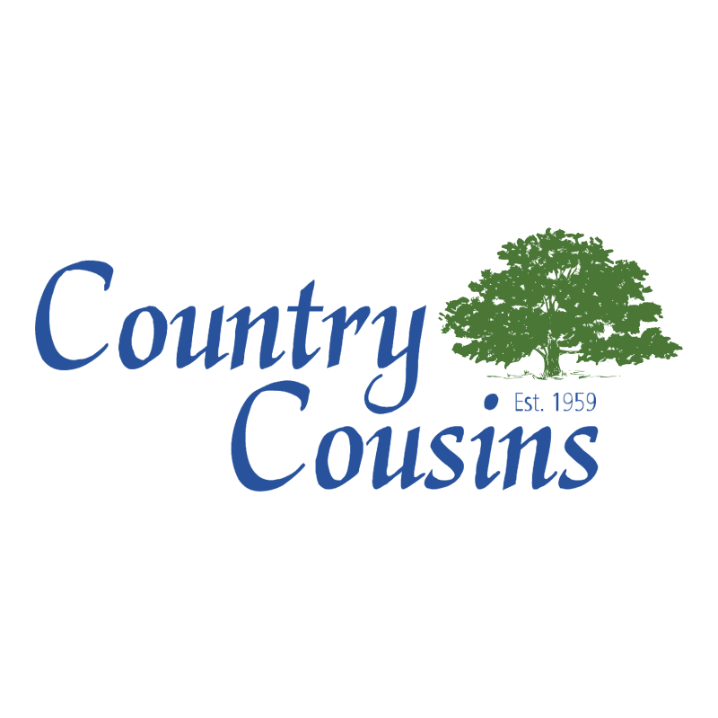 Country Cousins vector