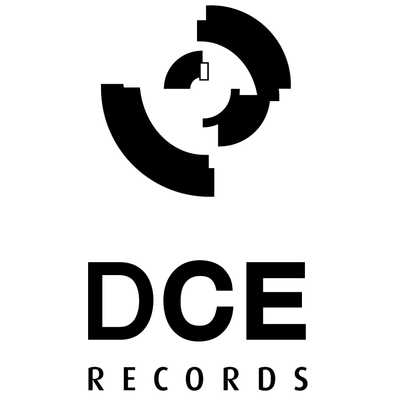 DCE Records vector