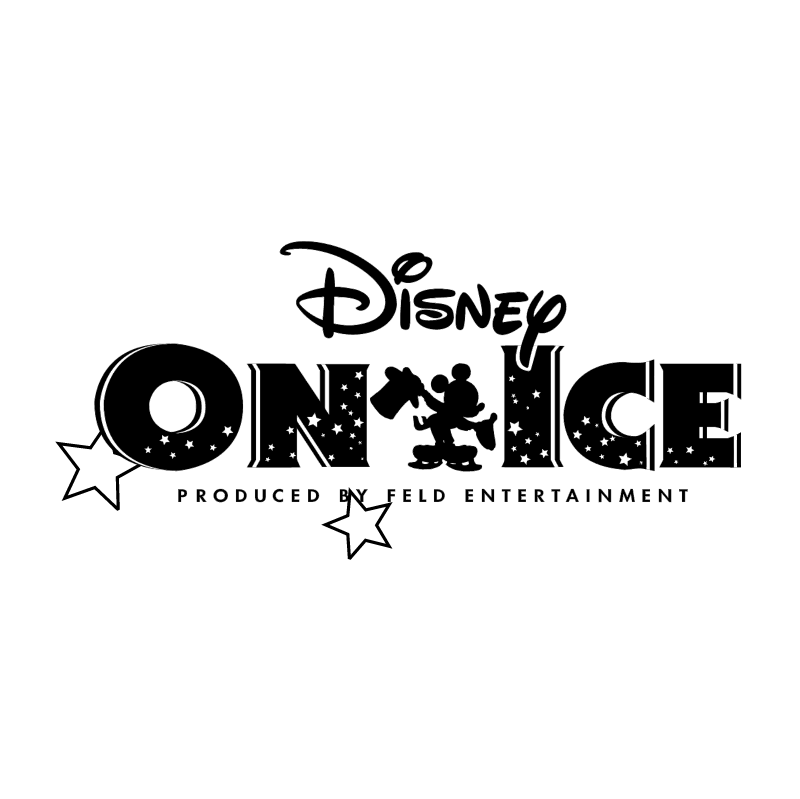 Disney On Ice vector