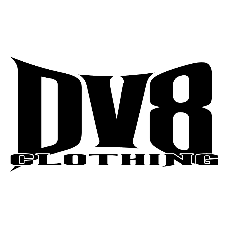 DV8 Clothing vector logo