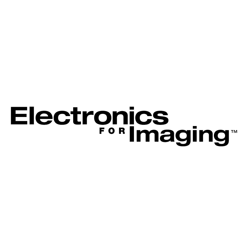 Electronics For Imaging vector logo