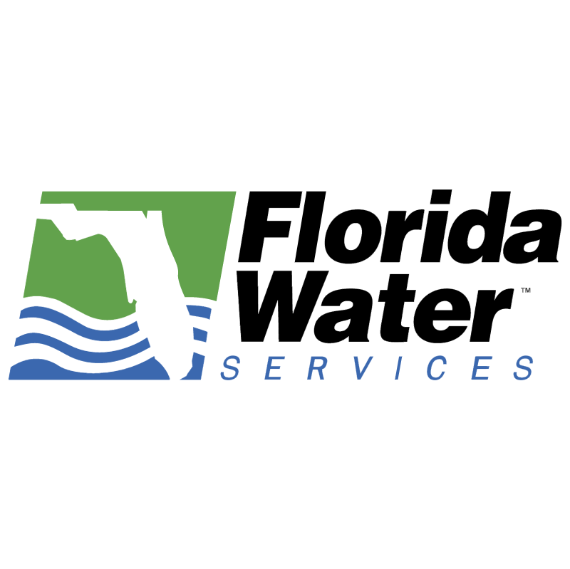 Florida Water Services vector