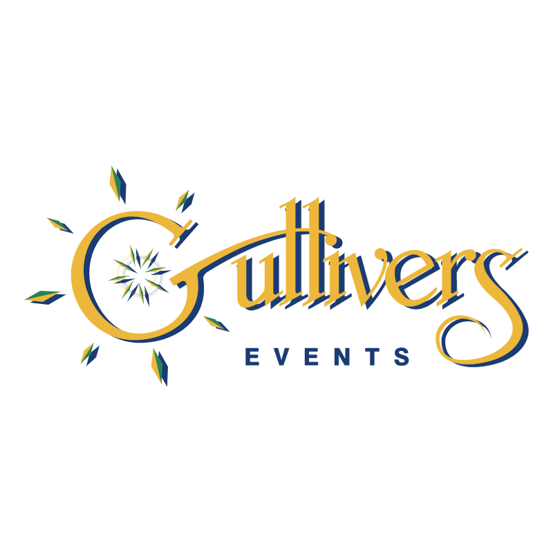 Gullivers Events vector