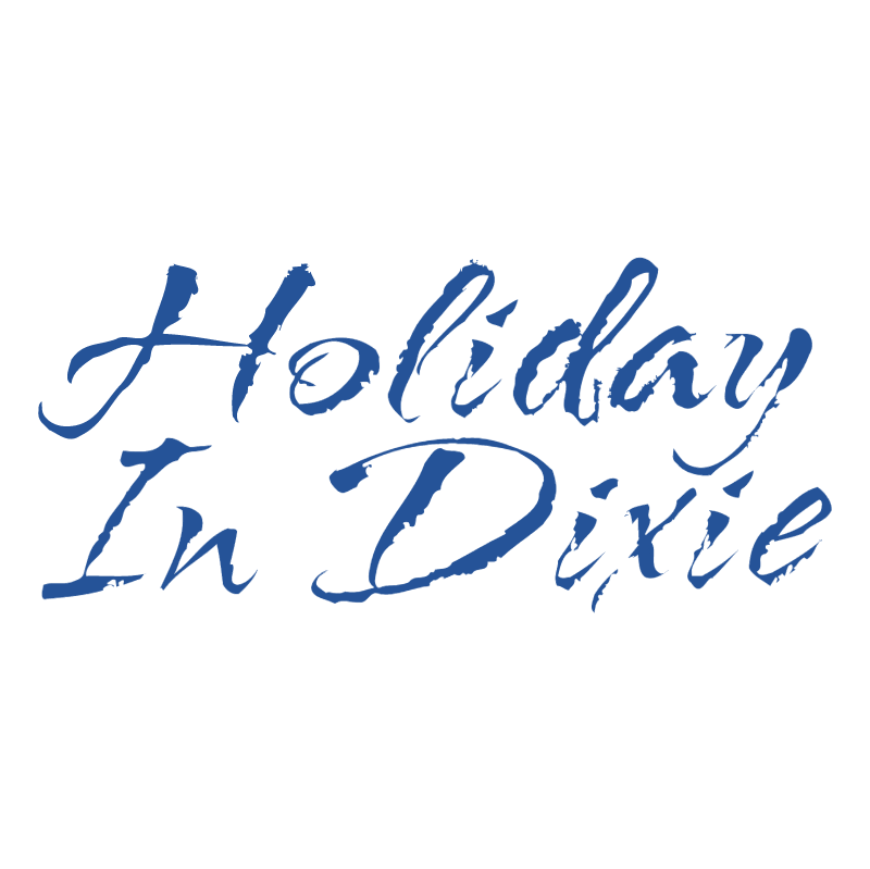 Holiday In Dixie vector logo