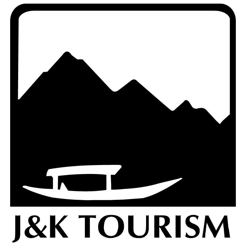 J&K Tourism vector logo