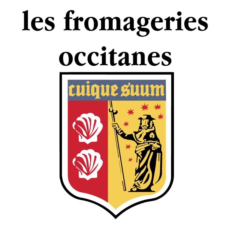 Les Fromageries Occitanes vector