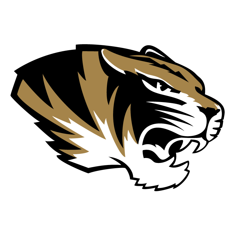 Missouri Tigers vector