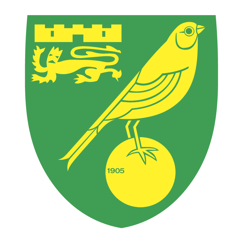 Norwich City FC vector