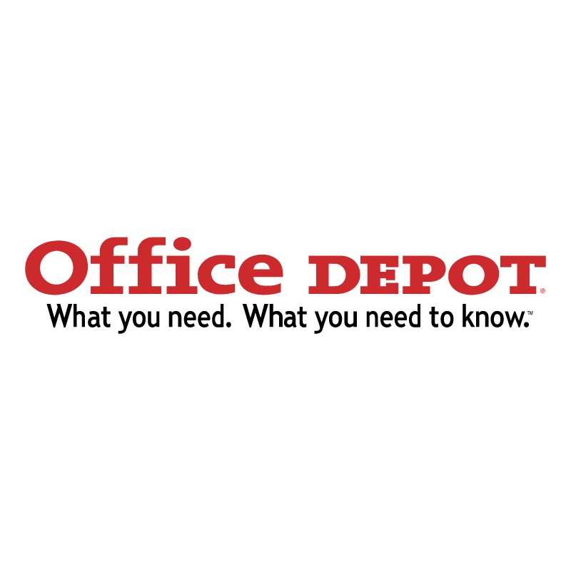 Office Depot vector