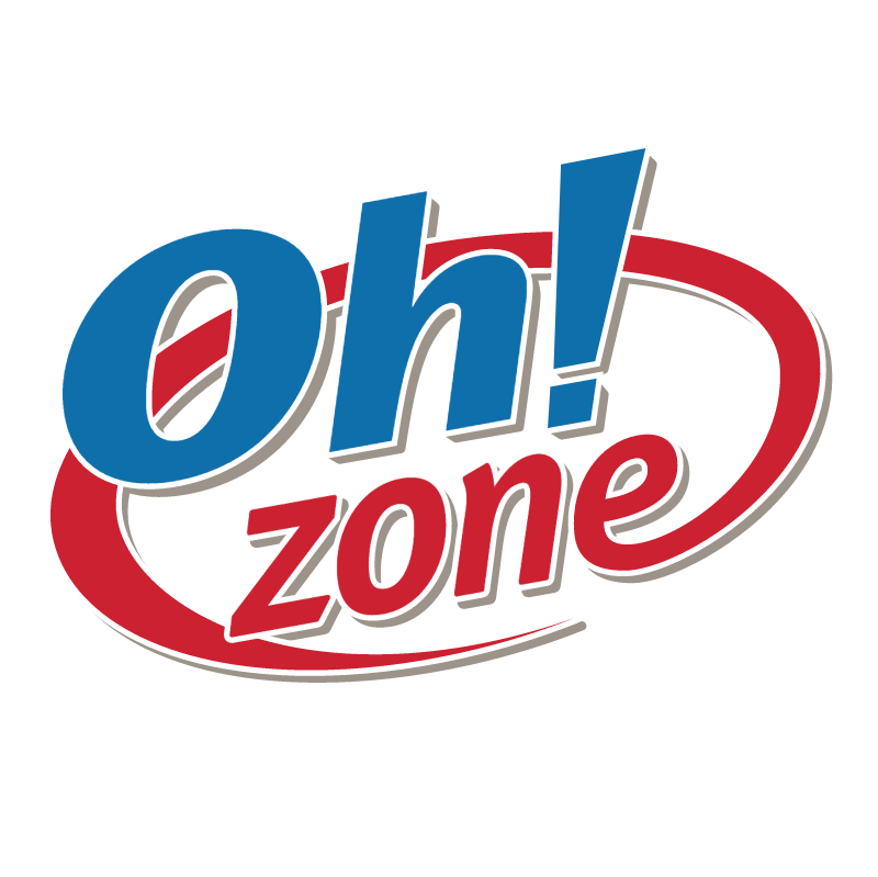 Oh! Zone vector logo