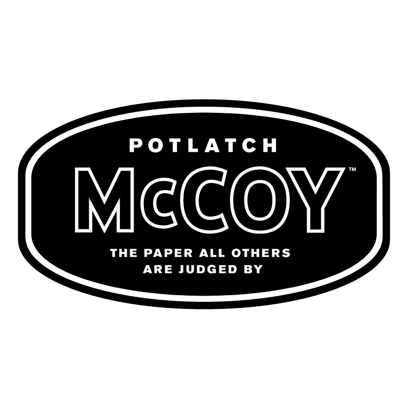 Potlatch McCoy vector